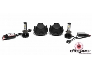 Cyclops LED koplampset H7 dim+grootlicht (Yamaha Super Tenere)