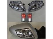 C.A. knipperlichten blank  FTS-0025 (Clear blinkers)