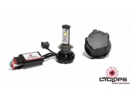 Cyclops LED koplamp H7 dim+grootlicht-set (BMW F800/700/650GS 2013 and older)