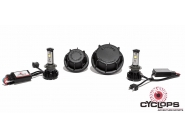 Cyclops LED koplamp H7 dim+grootlicht-set (BMW F800/700/650GS 2014 and newer)