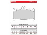 Ferodo race-pads FDB574XRAC