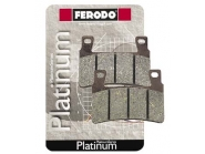 Ferodo remblokken platina FDB533P
