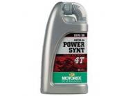 Motorolie, Motorex Power Synt 4T volsythetisch 10W50 1 liter