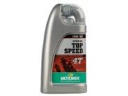 Motorolie, Motorex Topspeed 4T 3/4-sythetisch 15W50 1 liter