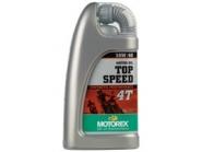 Motorolie, Motorex Topspeed 4T 3/4-sythetisch 10W40 1 liter