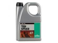 Motorolie, Motorex Topspeed 4T 3/4-sythetisch 10W40 4 liter