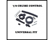 Cruise-control Vista universal for 7/8 Inch handlebar