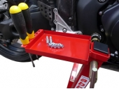 ABBA Superbike Stand Tool Tray