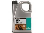 Motorolie, Motorex Topspeed 4T 3/4-sythetisch 5W40 4 liter